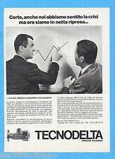QUATTROR983-PUBBLICITA'/ADVERTISING-1983- TECNODELTA  (versione B)