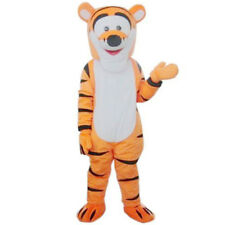 Winnie The Pooh Tiger Mascot Costume birthday Party Fancy Dress Suit Adult Size