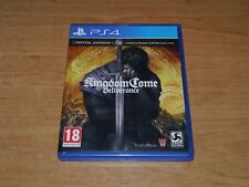 Kingdom come Deliverance Game for Sony PS4 Playstation 4