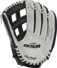 "New listing Rawlings Softball Series 13"""" Pro H Web Slow Pitch Softball Glove - Right Hand T"