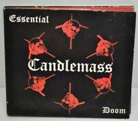 Candlemass - Essential Doom (CD & DVD)