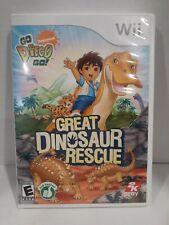 Go, Diego, Go Great Dinosaur Rescue (Nintendo Wii, 2008)