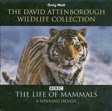 David Attenborough - THE LIFE OF MAMMALS - A Winning Design - DVD