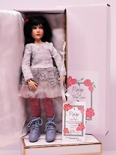 """Kish & Co 2016 SILVER LACE PAIGE 10"""" Resin BJD by Helen Kish LIMITED ED 75_NRFB"""