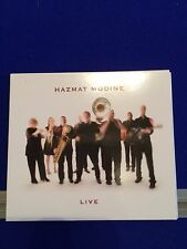 NEW UNSEALED Hazmat Modine LIVE CD Jazz New World Blues 2014