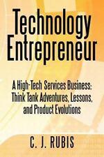 Technology Entrepreneur : A High-Tech Services Business: Think Tank...