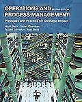 Operations and Process Management : Principles and Practice for Strategic...