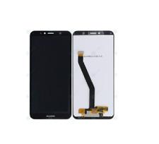 �‰CRAN LCD + VITRE TACTILE ASSEMBL�‰E HUAWEI Y6 2018 NOIR
