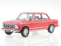 BMW e10 2002 Ti red 1968 modelcar WB195 Whitebox 1:43