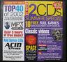 PC World Magazine Jan 2003 - 2 x CDs of software/utilities/demo's (no magazine)