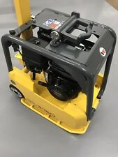 Wacker Bpu 3750 Reversible Plate Compactor Vibratory Gas Tamper Honda 2019'