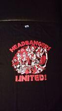 Rock Hard Open Air 2012 T-Shirt Größe L Headbangers United