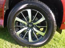 2018Mitsubishi Pajero SPORT EXCEED Alloy Wheels 18INCH USED 18X7.5 GENUINE A1SET