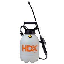 HDX PUMP SPRAYER 1 Gallon Long Spray Nozzle Hose Poly Wand Lightweight Mister