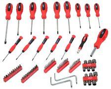80 Pc Rolson HERRAMIENTAS pedacito de destornillador de precisión Ranurados Torx Phillips herramientas kit Set