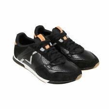 Diesel Leather Casual Sneakers for Men