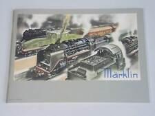 Märklin - Katalog 1935/36 - Reprint