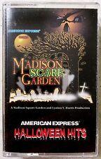 MADISON SCARE GARDEN: HALLOWEEN HITS - PARTY SONGS & HORRIFYING SOUNDS Cassette!