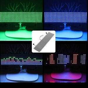 WS2812B RGB Led Digital Panel Matrix Display Screen Addressable 64/256Pixels 5V