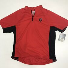 Cannondale Ride Jersey Red Race Fit Mens Size 2XL