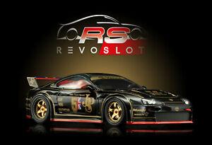 RS0078 RevoSlot 1:32 Slotcar Toyota Supra No.5 JPS John Player Special