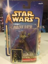 Geonosian Warrior Attack of Clones AOTC Star Wars Saga #15 FIRST EDITION 20281