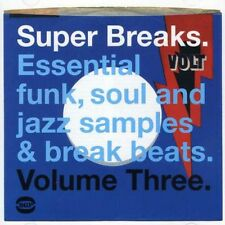 Various Artists - Super Breaks 3 / Various [New CD] UK - Import