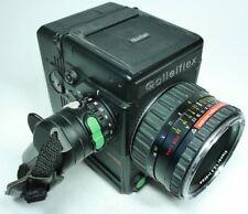 Rollei Rolleiflex 6008 professional SRC + 6x6 Magazin + Planar HFT PQS 2.8/80
