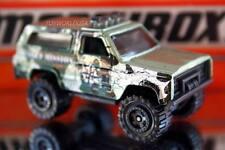 2017 Matchbox Jungle Mission Exclusive Chevy Blazer 4x4