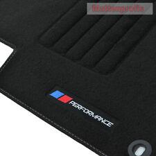Alfombrillas profesionales gamuza pb Edition tapices para bmw e36 Coupe a partir de año 1992 - 2000