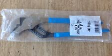 """Channellock 12"""" Tongue and Groove Pliers 440 Tool Blue Grip NEW"""