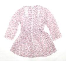 Orsay Damen Sommer Bluse,Top mit Blumenmuster Gr.36