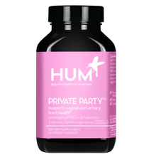 HUM - PRIVATE PARTY supports vaginal and urinary tract health - Free Shipping