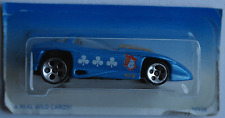 Hot Wheels – Silhouette II blaumet. Neu