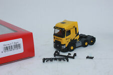 """Herpa 311212 Renault T Tractor 6×2 """"Renault Sport Racing """" 1:87 H0 New Boxed"""