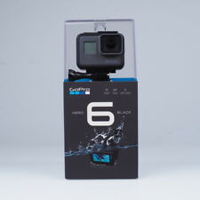 GoPro HERO 6 Action Camera - Schwarz