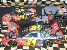 1/24 Jeff Gordon Dupont Talladega Race Win 2007 NASCAR Diecast Raced Version Car