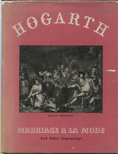 HOGARTH * lot of two * Marriage a la Mode (1947) Other Hogarth: Aesthetics (2001