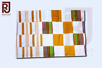 Kente Handwoven Cloth Ashanti Kente Ghana Asante African Art Textiles 6 yards