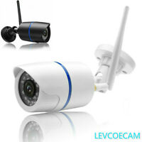 HD 1080P Wireless Wifi IP Camera Security CCTV Bullet Camera Waterproof IP65 IR