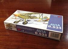 Rare - KP Model/Maquette - AVIA B534 -1/72 - 'Made in Czechoslovakia' (pre 1989)