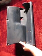 1982 Subaru Brat Dash Board Storage Shelf - Blue
