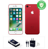 Apple iPhone 7 - 128GB -RED- Fully Unlocked