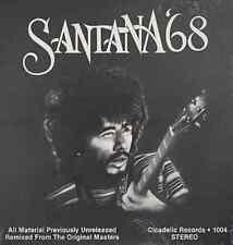 SANTANA - Santana '68 (LP) (G+/G-)