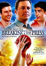 BRAND NEW DVD // Breaking the Press // , Drew Waters, Burton Gilliam, Farah Whi