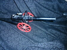 "15fc Conestoga ""big Bang Cannon"" Calcium Carbide Cast Iron Toy"