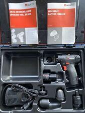 Trapano Avvitatore a Batteria 12V Multiuso 2X2Ah Professionale - WÜRTH 57001212