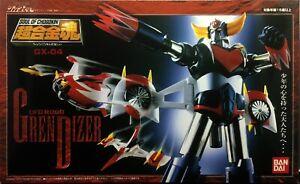 SOUL of Chogokin GX-04 ufo robo grendizer GOLDORAK Used