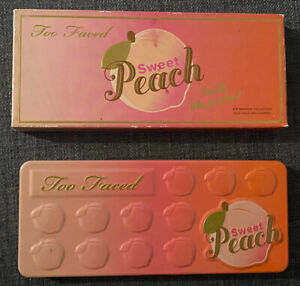 🍑Authentique Palette Too Faced Peach 🍑