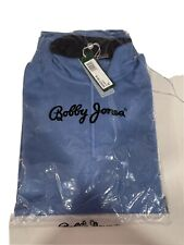 New listing Bobby Jones XL Blue 1/4 Zip Jacket Atlantic 50200220 866
